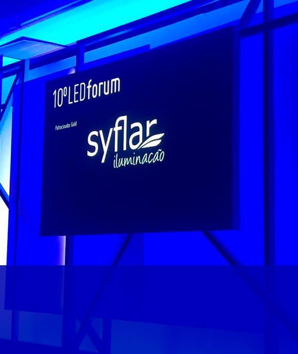 Syflar Participa do LEDForum 2019